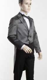 queue de pie 150 740 frak daniel junior gris fonc - Costume Mariage Homme Queue De Pie