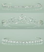 diadme et tiare mariage - Diademe Mariage Pas Cher