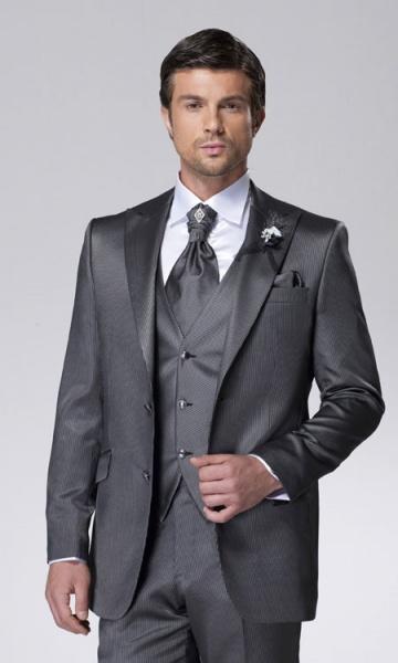 Costume 131 820 daniel gris fonc fin de collection - Costume gris fonce ...